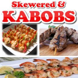 Kabobs & Skewered Beef